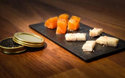 [COMPLET] – Spécial Noël : découvrez le caviar respectueux de la vie des poissons